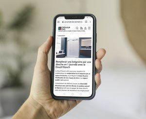 Créazur France launches creazurpro.com, a new e-commerce site for kitchen and bathroom items for professionals