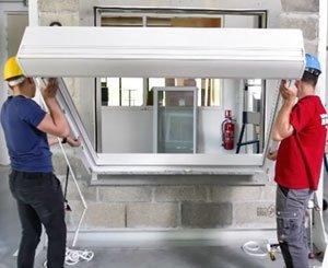 QB Window Installation Service Certification