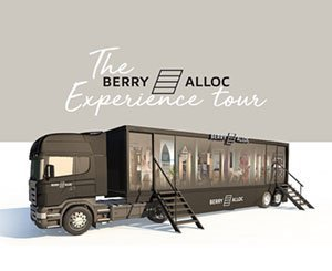 The BerryAlloc Experience tour