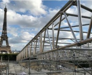 Tubesca-Comabi and FMS Ringue deploy their know-how for the renovation of the Palais Chaillot in Paris