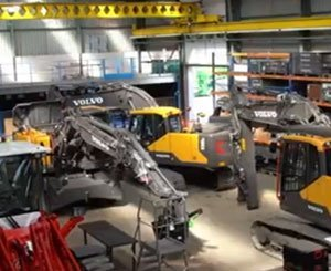 Discover the men and women who make up the Volvo CE France network