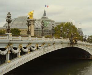 The bridges of Paris are eternal