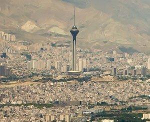 In Tehran 60% of buildings do not meet earthquake standards