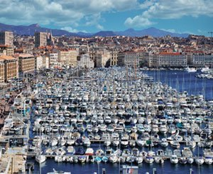 The State promises 1,5 billion euros for transport, culture and safety in Marseille