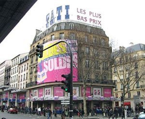 Creation of 35 housing units by 2024 in the former Tati store in Barbès in Paris