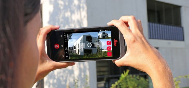 Leica BLK3D: 3D measurements on photos, in real time with professional quality!