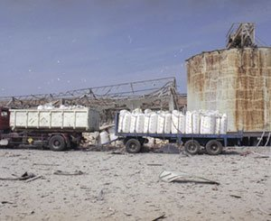 The end of AZF's depollution is still waiting twenty years after the explosion