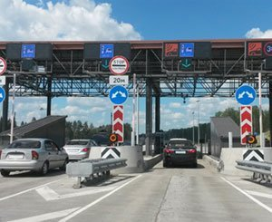 """The """"nationalization"""" of highways is reinvigorated in the presidential debate"""