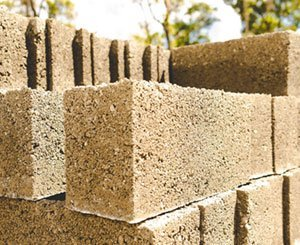 The building materials business begins to slow
