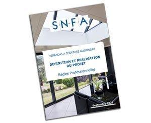 SNFA publishes new professional rules for aluminum frame verandas