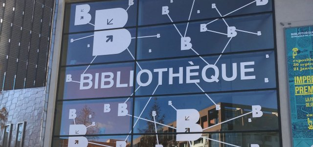 In Lyon, a puzzle project in the maze of library reserves