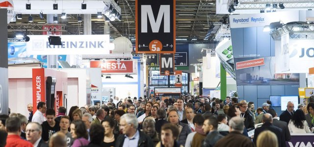 The Équipbaie-Métalexpo 2021 show opens its doors on Tuesday