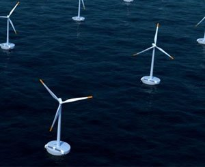 Ten candidates pre-selected for the future floating wind farm in Brittany