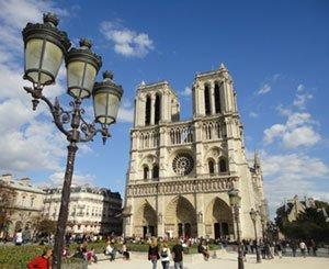 The work of securing Notre-Dame de Paris has been completed