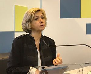 """Valérie Pécresse promises a law to """"protect major projects"""""""