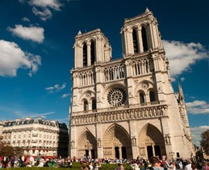 840 million euros in donations collected for Notre-Dame