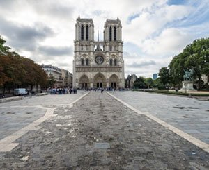 The choice of the redevelopment project around Notre-Dame in the summer of 2022