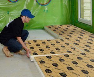At the Artibat fair, Unilin Insulation highlights its Comfort range, compliant with RE2020