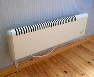 Electric heating perfectly suited for the energy renovation of homes according to a study of manufacturers