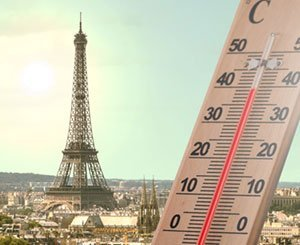 Between climate and density, cities increasingly threatened by extreme heat