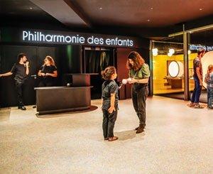 The Philharmonie de Paris opens La Philharmonie des Enfants