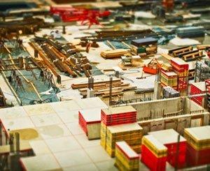 The building materials market returns to pre-crisis activity levels