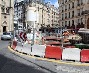 Paris announces tightened works by district in order to limit nuisance