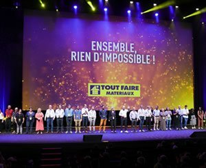 Tout Faire Matériaux brought together its members to lay the foundations for Tout Faire 2025