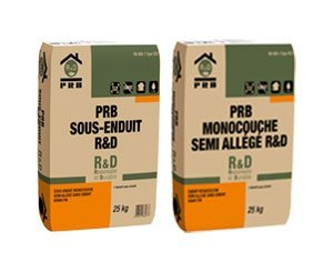 The products of the PRB R&D range
