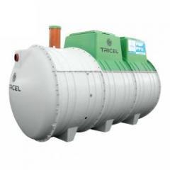 Filtre compact monocuve pour assainissement individuel
