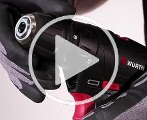Würth : Visseuse perceuse à batterie BS 12-A Multi