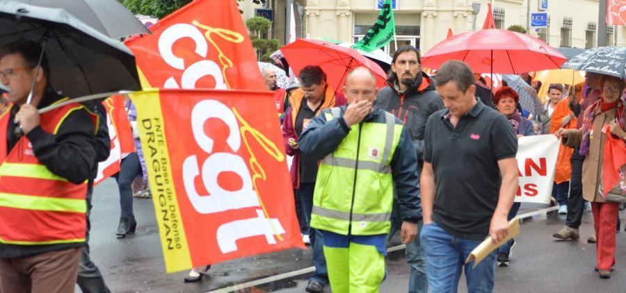 Les syndicats font leur rentrée et annoncent une première grève le 9 octobre