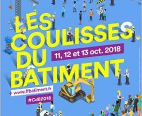 Rendez-vous les 11, 12 et 13 octobre 2018 pour la 16ème édition des Coulisses du...