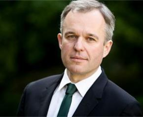 François de Rugy succède à Nicolas Hulot au poste de ministre de la Transition écologique et solidaire