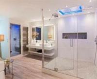Une suite de luxe intègre le showroom du siège de GROHE France