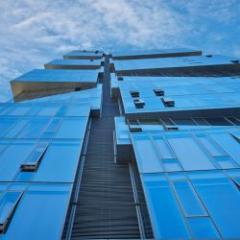 Grille de ventilation architecturale