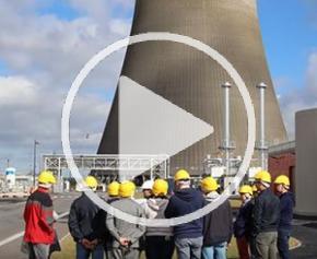 Websérie OdyssElec - La centrale à Cycle Combiné Gaz de Bouchain
