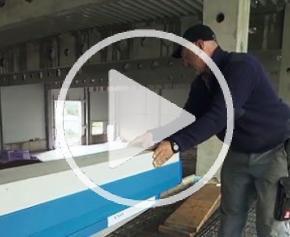 Traiter les ponts acoustiques d'un escalier : Schöck Tronsole® type F,B,L