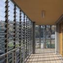 Châssis lames orientables pour réaliser vantelles, persiennes, claustras et brise soleils