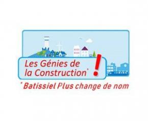 """Le concours Batissiel Plus devient """"Les Génies de la Construction"""""""