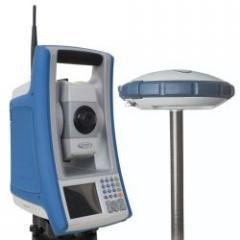 Station Totale et GNSS - Travaux Publics et réseaux