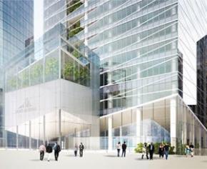 Saint-Gobain emménagera dans son nouveau siège de La Défense fin 2019
