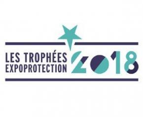Palmarès Trophées Expoprotection 2018