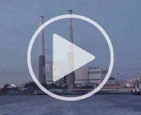 Websérie OdyssElec - La centrale thermique du Havre