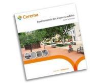 Nouveau guide technique Cerema sur les revêtements des espaces publics