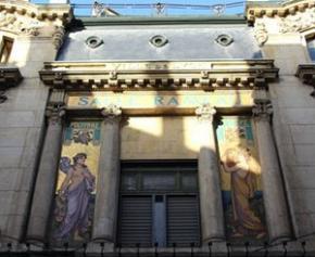 Compagnie de Phalsbourg retenue pour la rénovation d'une salle de spectacle...