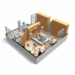 Logiciel d'architecture d'intérieur 3D gratuit en ligne