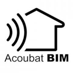 Logiciel de simulation des performances acoustiques des bâtiments intégré au flux BIM