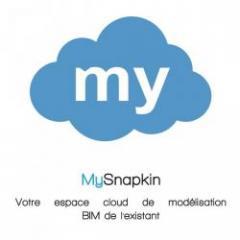 Plateforme collaborative cloud de modélisation BIM à partir de nuages de points