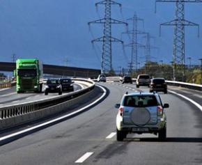 """Un bout d'autoroute """"100% recyclable"""" expérimenté en Gironde"""